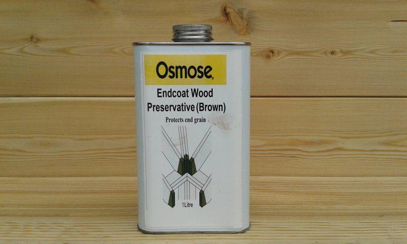 Lněný olej OSMOSE - 1L