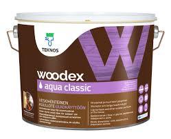 Woodex Classic Aqua - tónování 1808, 2,7L, Teknos