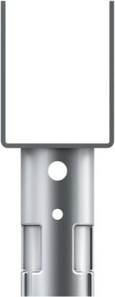 Patka U 100 mm, BAYO.S