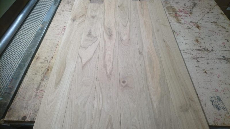 Podlahová palubka, dub, Rustik 15x146
