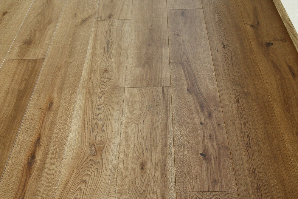 Podlahová palubka, dub, Rustik 15x146 - 2.0