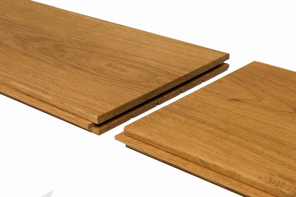 Podlahová palubka, dub, Rustik 15x146 - 2.5