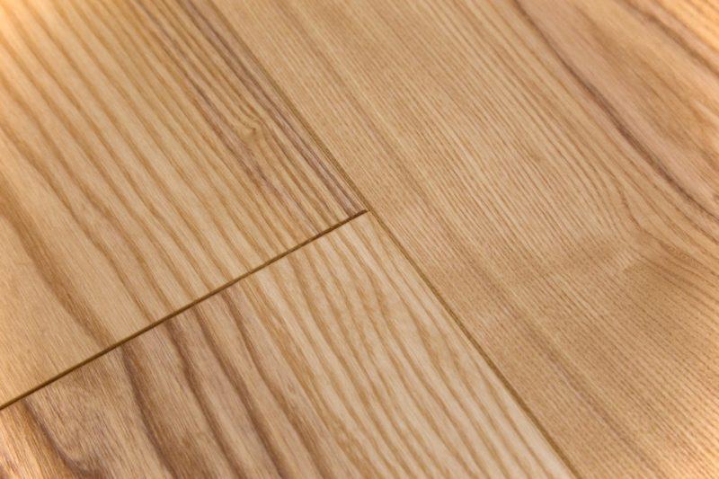 Podlahová palubka, jasan, Nature - 15x146
