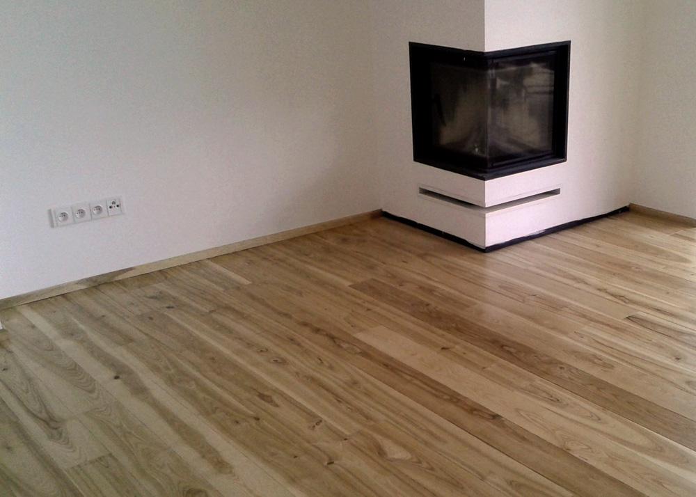 Podlahová palubka, jasan - 20x146 - 2.8