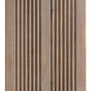 """Terasové prkno zestařené """"OLD LOOK"""", sibiřský modřín - 27x144"""