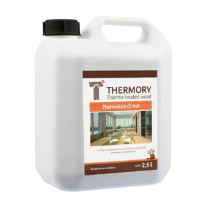 Olej na Thermo-wood - 2,5L, Thermory